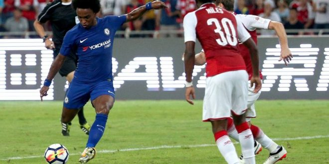 Community Shield 2017: anteprima Chelsea-Arsenal