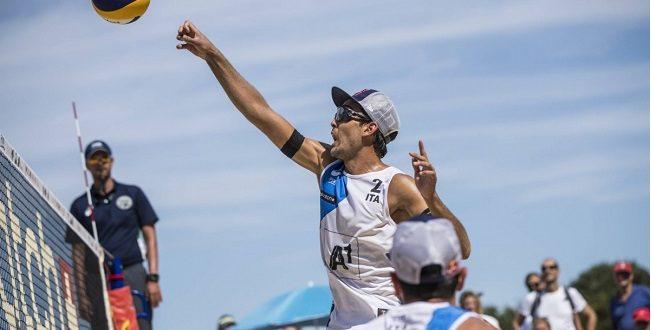 Mondiali beach volley: Lupo/Nicolai sudano ma fanno tre su tre e chiudono primi