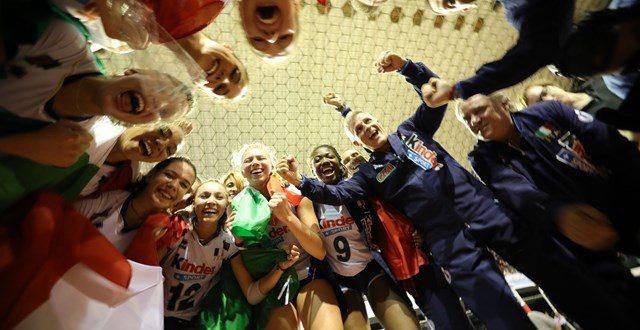 Mondiali Under 18 volley femminile, trionfo italiano: storiche azzurre in Argentina!