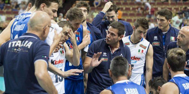Europei volley 2017, l'Italia fa una brutta figura: Belgio avanti 3-0, addio medaglie