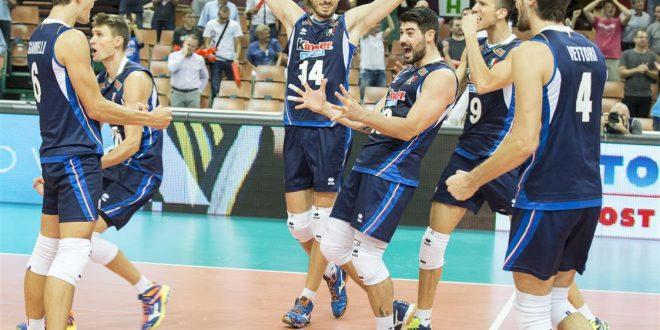 Europei volley 2017, l'Italia compie la missione: Turchia piegata 3-0, ora il Belgio