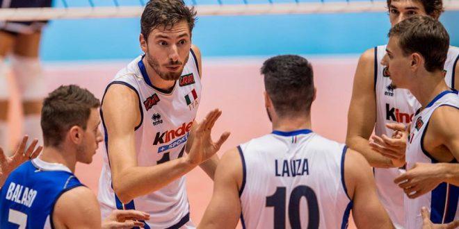 Europei volley maschile 2017: i convocati di Italvolley, il girone e le speranze azzurre