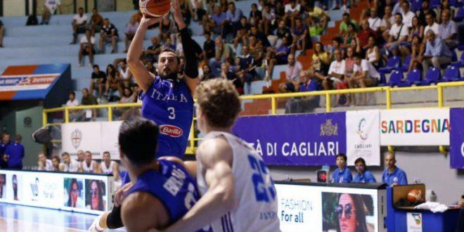 EuroBasket 2017: Italia sempre in diretta e sempre su Sky; la programmazione