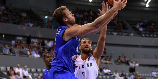 Italbasket troppo discontinua: il Belgio vince con +20, passo indietro