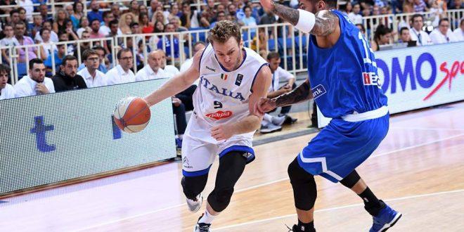 Torneo dell'Acropoli, Italbasket ko all'extratime con la Grecia: bicchiere da vedere a metà