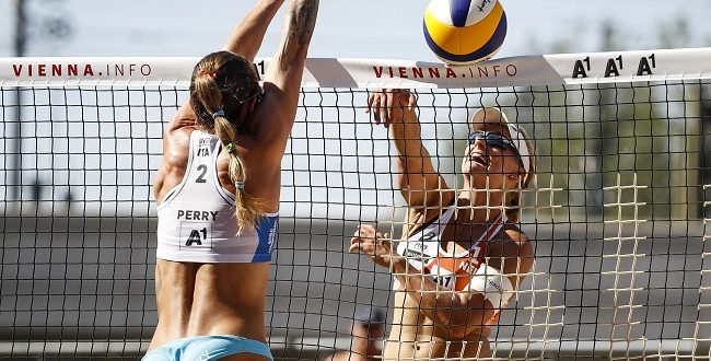 Mondiali beach volley: niente da fare per Menegatti/Perry, eliminate