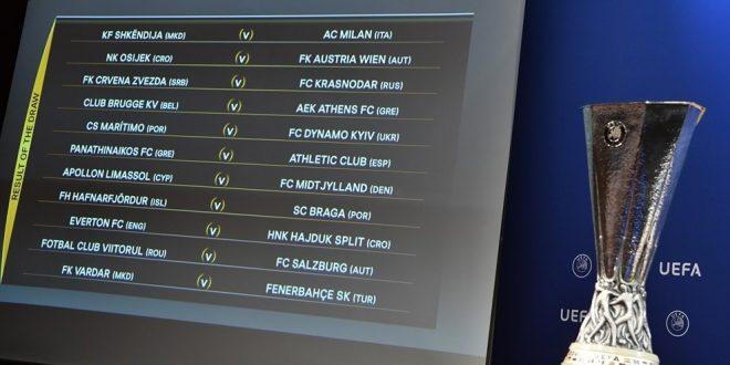 Playoff Europa League, il Milan pesca bene: ecco i macedoni dello Shkëndija