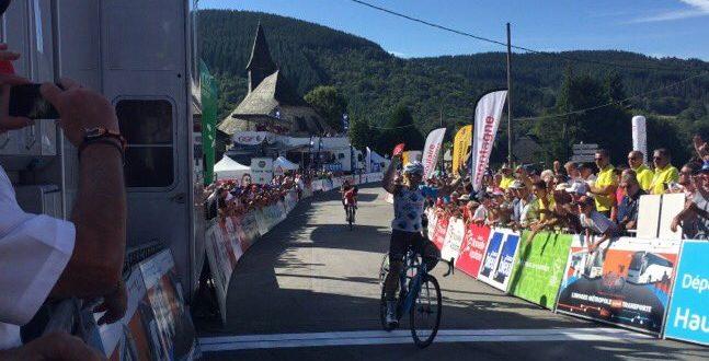 Tour de Limousin 2017, ancora Ag2R: primo Gautier