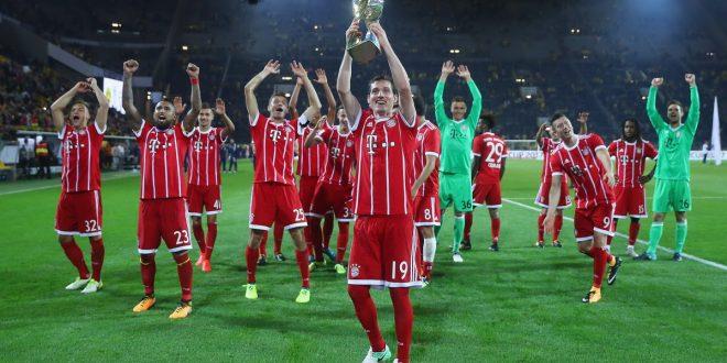 Supercoppa di Germania 2017, fa festa il Bayern: Dortmund ko ai rigori