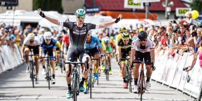 Czech Tour 2017, Bennett su Fortin nell'ultima tappa. Generale a Cerny