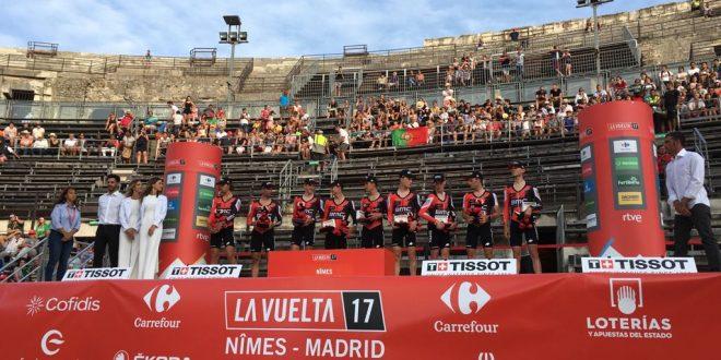 Vuelta a Espana 2017: Froome già al top, Aru perde troppo