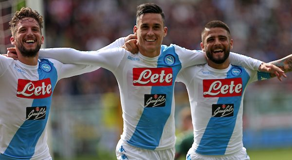 Playoff Champions League: anteprima Napoli-Nizza