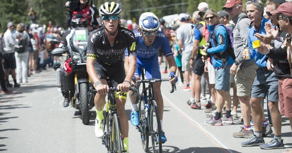 Colorado Classic 2017, seconda tappa a Howes