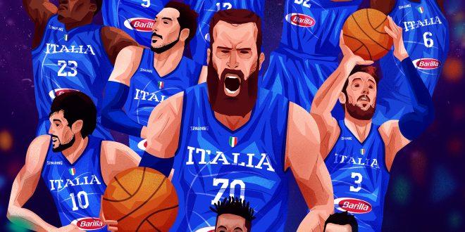 EuroBasket 2017: i convocati di Italbasket, il girone e le speranze azzurre