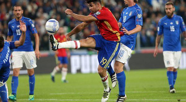 Ranking FIFA: il Brasile torna in testa; Italia-Spagna testa a testa