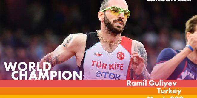 Mondiali Atletica 2017: Guliyev conquista i 200, Ko Van Niekerk. Taylor re del triplo