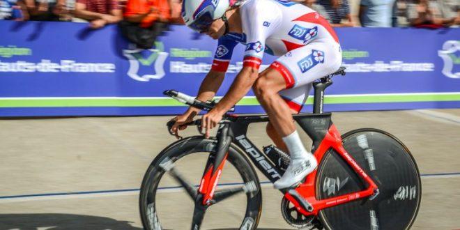 Tour de l'Ain 2017, Le Bon vince il cronoprologo