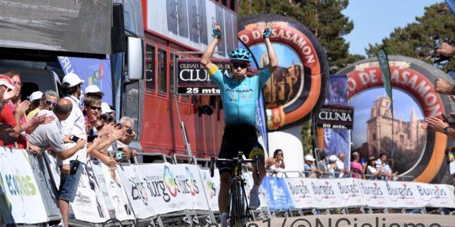 Landa trionfa alla Vuelta a Burgos 2017, Lopez vince l'ultima tappa
