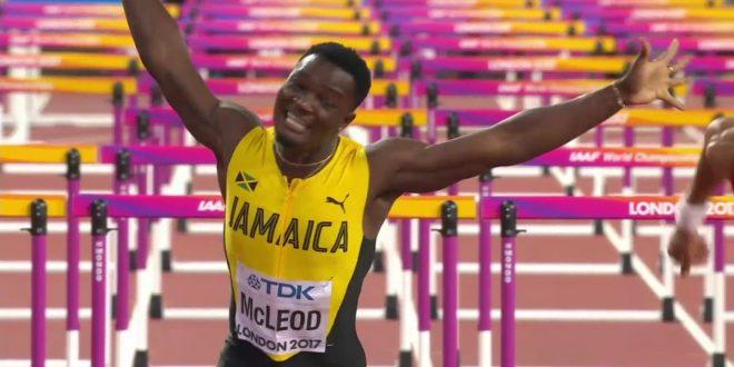 Mondiali Atletica 2017, Giamaica rompe il digiuno