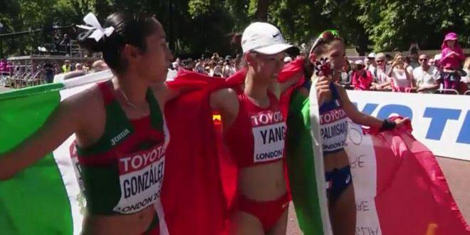 Mondiali Atletica 2017, finalmente Italia: Palmisano, è marcia di bronzo!