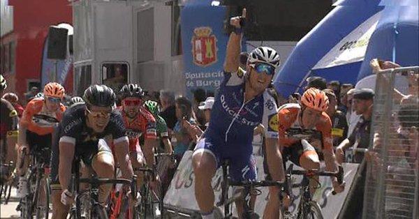 Vuelta a Burgos 2017, è l'ora di Matteo Trentin