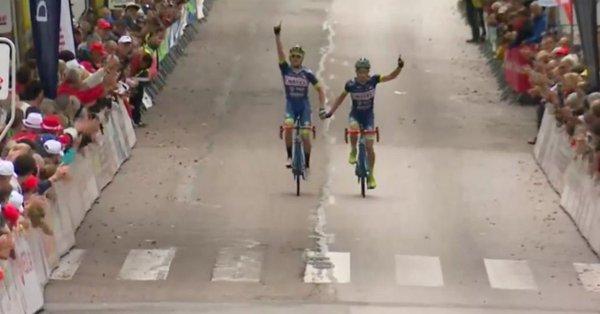Vuillermoz vince il Tour du Limousin 2017, doppietta Wanty nell'ultima tappa