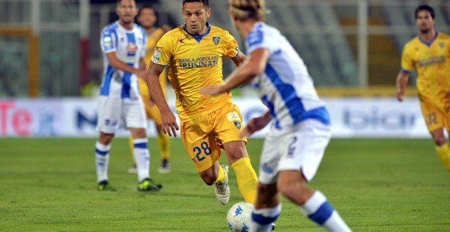 Serie B, 3ª giornata: Pescara-Frosinone 3-3, pari-show all'Adriatico