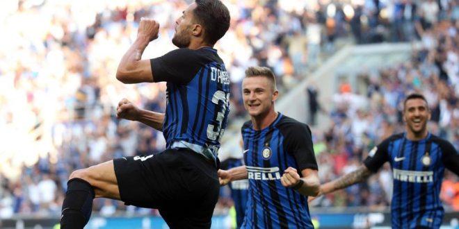 Serie A, 6ª giornata: Inter in extremis, passeggiata Lazio a Verona; primo squillo Crotone