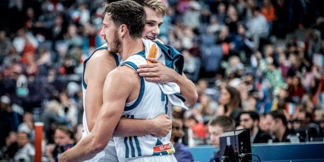 EuroBasket 2017, ultima giornata gruppi A e B: la Slovenia sorprende la Francia, ok la Grecia