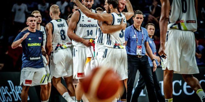 EuroBasket 2017, quarti: la prima semifinale sarà Spagna-Slovenia