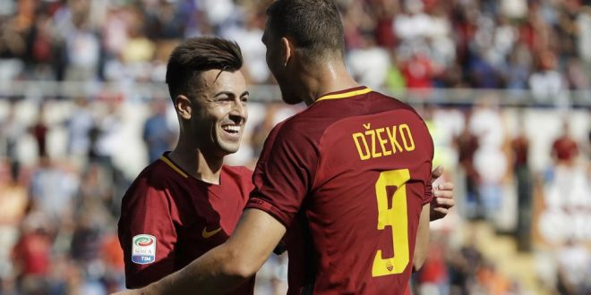 Serie A, Roma-Udinese il post: Dzeko è una sentenza, e la stima di Di Fra cresce