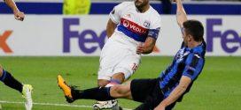 Europa League, 2ª giornata: Lione-Atalanta 1-1, la Dea fa ancora bene