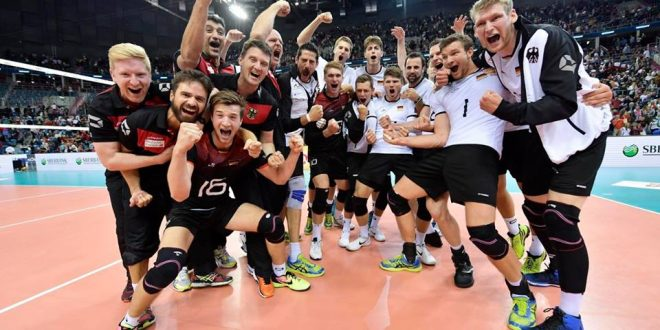 Europei volley 2017, la finale sarà Germania-Russia