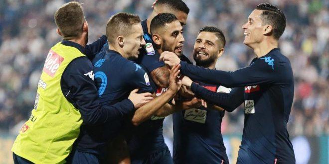 Serie A, SPAL-Napoli il post: Ghoulam salva la patria. Ma Sarri trema per Milik