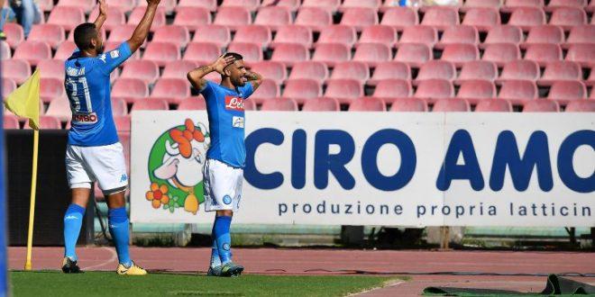 Serie A, 4ª giornata: il Napoli gioca a tennis nel derby; il Milan s'affida a Kalinic