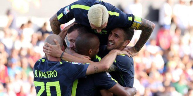 Serie A, Crotone-Inter il post: in sofferenza ma la Benamata va; chi scende e chi sale