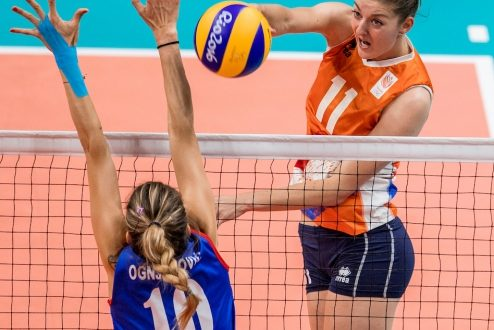 Europei volley femminile 2017: ai quarti sarà Italia-Olanda