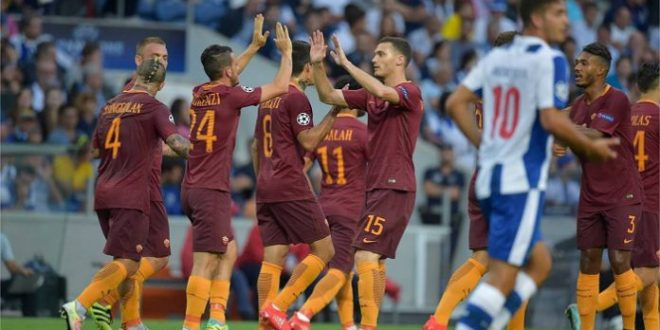 Champions, 1ª giornata: anteprima Roma-Atletico Madrid