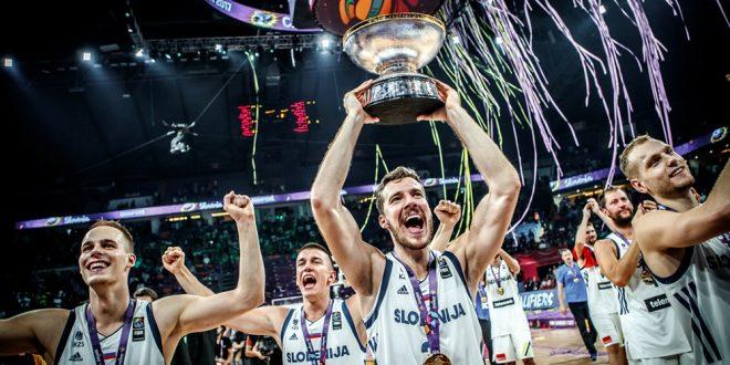 EuroBasket 2017, Slovenia nella storia: manda ko la Serbia e sale sul tetto d'Europa!