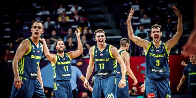 EuroBasket 2017, semifinale: la Slovenia fa saltare il banco, Spagna abbattuta, è finale!