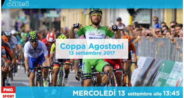 Ciclismo Cup, Coppa Agostoni 2017 in diretta streaming su Mondiali.net