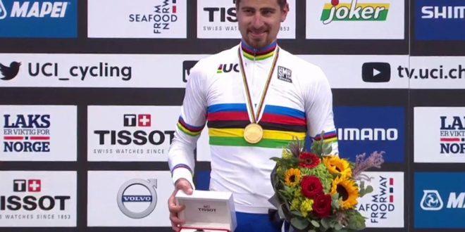Bergen 2017 consacra Peter Sagan: tris slovacco è storia del ciclismo!