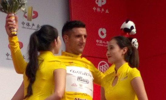 Liam Bertazzo conquista il Tour of China I