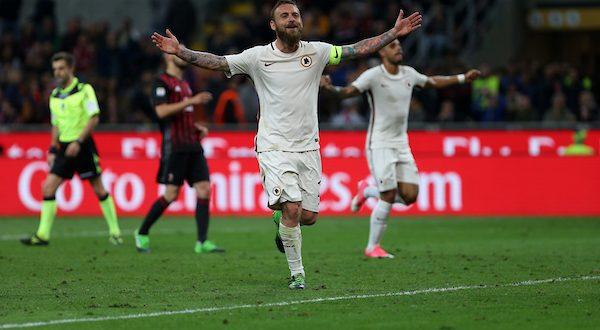 Serie A, 7ª giornata: anteprima Milan-Roma
