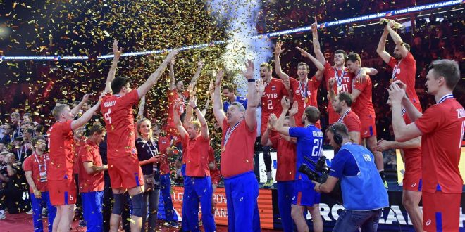 Eurovolley 2017, Russia campione d'Europa! La Germania di Giani si inchina al tie-break