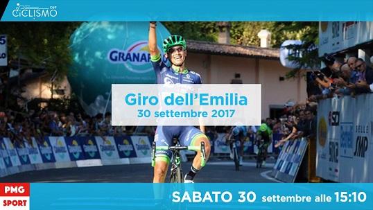 Ciclismo Cup, Giro dell'Emilia 2017 in diretta streaming su Mondiali.net