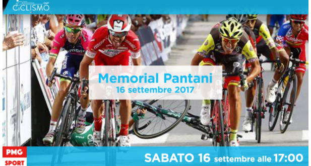 Ciclismo Cup, Memorial Pantani 2017 in streaming su Mondiali.net