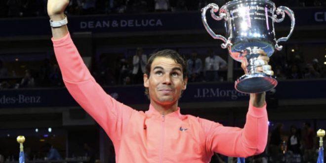 Super Rafael Nadal conquista gli US Open 2017