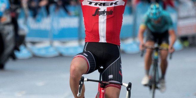 Giro di Danimarca 2017, a segno Mads Pedersen