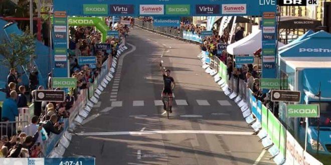 Giro di Danimarca 2017, buona la prima per Pedersen
